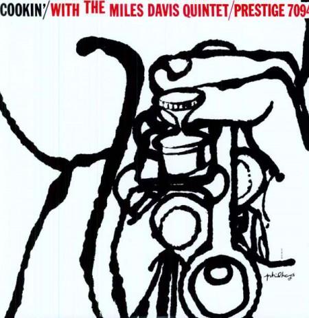Miles Davis Quintet: Cookin' - Plak