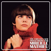 Mireille Mathieu: The Fabulous New French Singing Star - CD