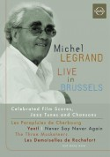 Flemish Radio Orchestra, Michel Legrand: Legrand Conducts Legrand - Live in Brussels - DVD
