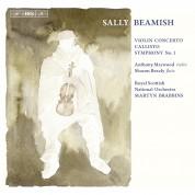 Anthony Marwood, Sharon Bezaly, Royal Scottish National Orchestra, Martyn Brabbins: Beamish: Orchestral Works - CD