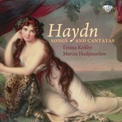 Emma Kirkby, Marcia Hadjimarkos: Haydn: Songs and Cantatas - CD