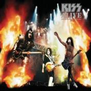 Kiss: Alive! - Plak