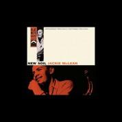 Jackie McLean: New Soil (45rpm-edition) - Plak