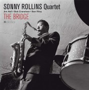 Sonny Rollins: The Bridge - Gatefold Edition. Cover Art by Jean-Pierre Leloir. - Plak