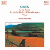 Grieg: Lyric Pieces - CD