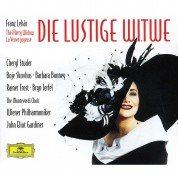Sir John Eliot Gardiner, Wiener Philharmoniker, Monteverdi Choir, Bryn Terfel, Barbara Bonney: Lehar: The Merry Widow - CD