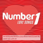 Çeşitli Sanatçılar: Number 1 Love Songs - CD