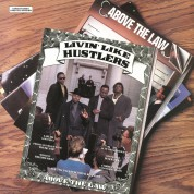 Above The Law: Livin' Like Hustlers - Plak