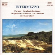 Intermezzo: Intermezzi From Operas - CD