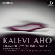Tapiola Sinfonietta, Jean-Jacques Kantorow, Stefan Asbury, John-Edward Kelly: Aho: Chamber Symphonies No.1, 2, 3 - SACD