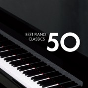 Çeşitli Sanatçılar: 50 Best Piano Classics - CD