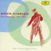 Wilhelm Furtwängler: Live Recordings 1944-1953 - CD