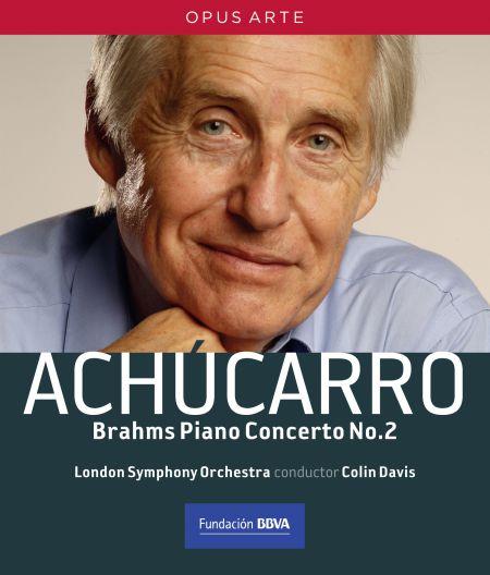 Brahms: Piano Concerto No. 2 - DVD