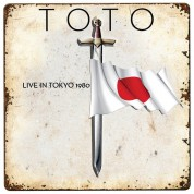 Toto: Live in Tokyo 1980 - Plak