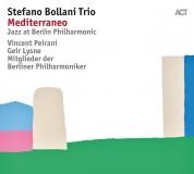 Stefano Bollani, Vincent Peirani: Jazz at Berlin Philharmonic VIII: Mediterraneo - CD
