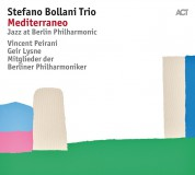 Stefano Bollani, Vincent Peirani: Jazz at Berlin Philharmonic VIII: Mediterraneo - CD
