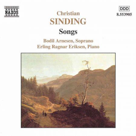 Sinding: Songs - CD