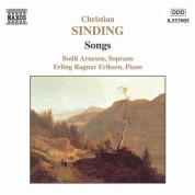 Sinding: Songs - CD