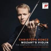Christoph Koncz: Mozart: Complete Violin Concertos - CD