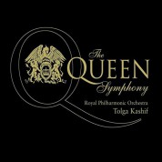 Tolga Kashif, Royal Philharmonic Orchestra: The Queen Symphony - Plak