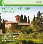 Anna Maria Martines, Fabiola Masino, Albert Guinovart: Rodrigo: Complete Vocal Music - CD