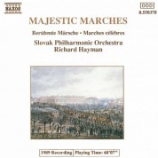 Slovak Philharmonic Orchestra: Majestic Marches - CD