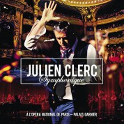 Julien Clerc: Symphonique -  Live 2012 - CD
