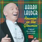 Harry Lauder: Roamin' in the Gloamin' (Live Recordings 1926-1930) - CD