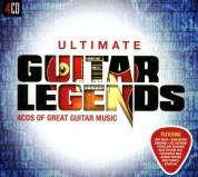 Çeşitli Sanatçılar: Ultimate... Guitar Legends - CD