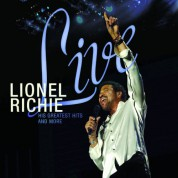 Lionel Richie: Live - CD
