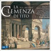 René Jacobs: Mozart: La Clemenza di Tito - CD