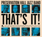 Preservation Hall Jazz Band: That's It - CD