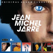 Jean-Michel Jarre: Original Album Classics - CD