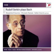 Rudolf Serkin Plays Bach - CD