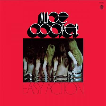 Alice Cooper: Easy Action - Plak