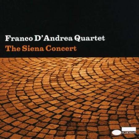 Franco D'Andrea Quartet: The Siena Concert - CD