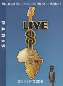 Çeşitli Sanatçılar: Live 8  'Paris' - DVD