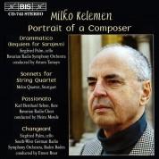 Siegfried Palm, Bavarian Radio Symphony Orchestra, Arturo Tamayo, Melos Quartet: Kelemen: Portrait of a composer I - CD