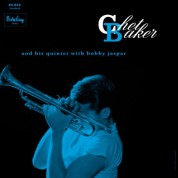 Chet Baker, Bobby Jaspar: Chet Baker and his Quintet with Bobby Jaspar - Plak