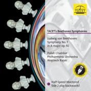 Polish Chamber Philharmonic Orchestra, Wojciech Rajski: Beethoven: Symphony No. 7 (Half Speed Mastered) - Plak