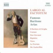 Largo Al Factotum: Great Operatic Arias for Baritone - CD