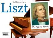 Liszt: His Life and Music - CD
