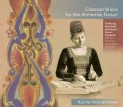 Karine Hovhannisyan: Classical Music for the Armenian Kanun - CD