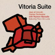 Wynton Marsalis: Vitoria Suite Jazz At Lincoln Center Orchestra - CD