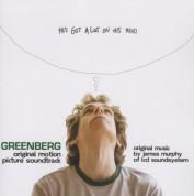 James Murpy: OST - Greenberg - CD