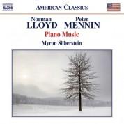 Myron Silberstein: Lloyd & Mennin: Piano Music - CD
