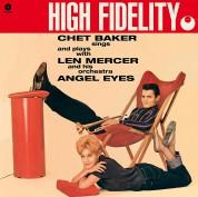 Chet Baker: Angel Eyes + 1 Bonus Track! - Plak
