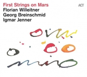 Florian Willeitner: First Strings On Mars - CD