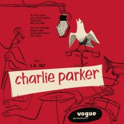 Charlie Parker Vol. 1 - Plak