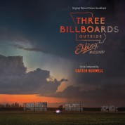 Carter Burwell: Three Billboards Outside Ebbing Missouri - Plak